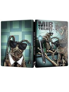 MIB - Men in black - Collection - Blu-Ray  UHD - thumb - MediaWorld.it