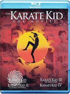 KARATE KID COLLECTION 1-4 - Blu-Ray - MediaWorld.it