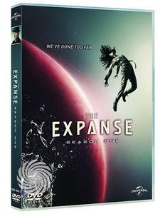 THE EXPANSE - STAGIONE 01 - DVD - thumb - MediaWorld.it