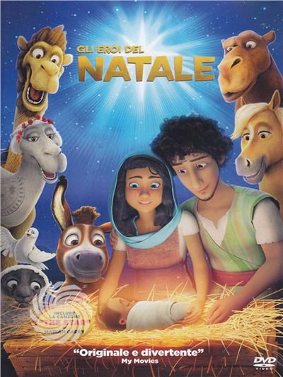 GLI EROI DEL NATALE - DVD - thumb - MediaWorld.it