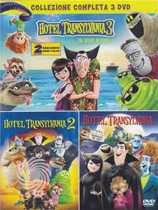 Hotel Transylvania - DVD - thumb - MediaWorld.it