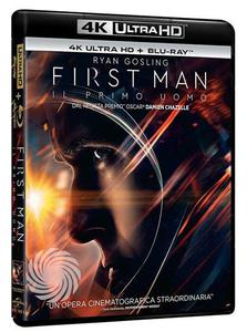 FIRST MAN - IL PRIMO UOMO - Blu-Ray  UHD - thumb - MediaWorld.it