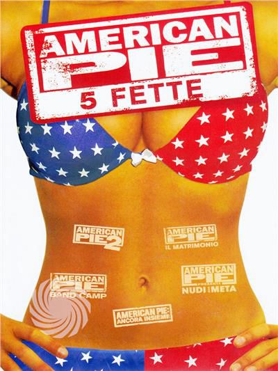 AMERICAN PIE new collection 1-5 - DVD - thumb - MediaWorld.it