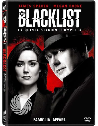 The blacklist - DVD  - Stagione 5 - thumb - MediaWorld.it
