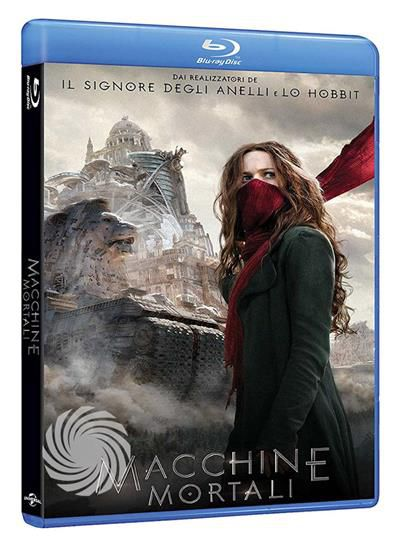 Macchine mortali - Blu-Ray - thumb - MediaWorld.it