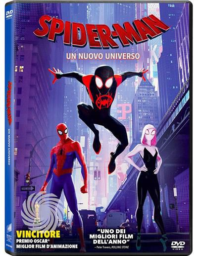 SPIDER-MAN - UN NUOVO UNIVERSO - DVD - thumb - MediaWorld.it