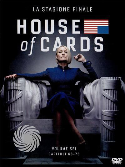 House of cards - Stagione 6 - DVD - thumb - MediaWorld.it