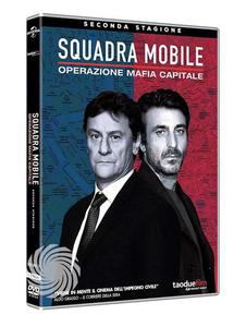 Squadra mobile - DVD  - Stagione 2 - thumb - MediaWorld.it