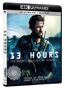 13 hours - The secrect soldier of Benghazi - Blu-Ray  UHD - MediaWorld.it