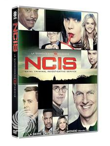 NCIS - Naval Criminal Investigative Service - DVD  - Stagione 15 - thumb - MediaWorld.it