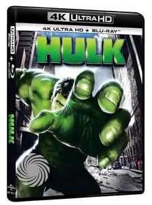 Hulk - Blu-Ray  UHD - MediaWorld.it