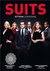 Suits - DVD  - Stagione 8 - thumb - MediaWorld.it