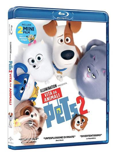 PETS 2 - VITA DA ANIMALI - Blu-Ray - thumb - MediaWorld.it