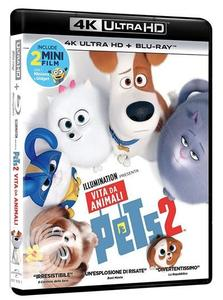 PETS 2 - VITA DA ANIMALI - Blu-Ray  UHD - MediaWorld.it