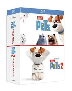 PETS COLLECTION 1+2 - Blu-Ray - MediaWorld.it