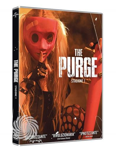 The purge - DVD  - Stagione 1 - thumb - MediaWorld.it