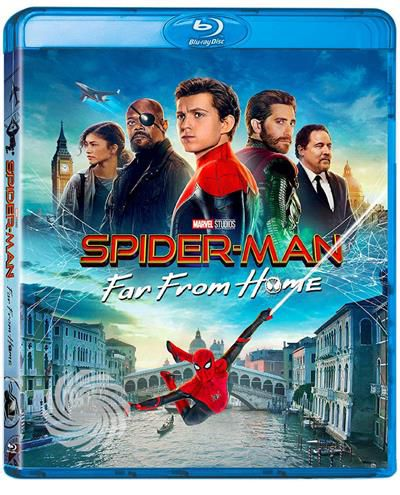 Spider-man - Far from home - Blu-Ray - thumb - MediaWorld.it