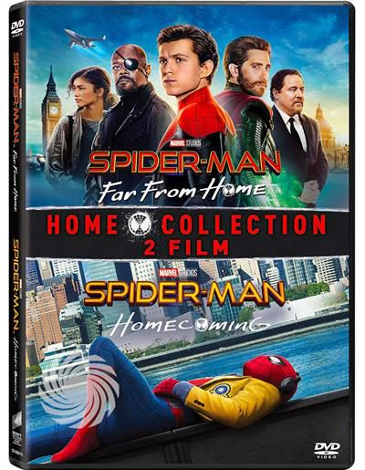 Spider-man - Home collection - DVD - thumb - MediaWorld.it