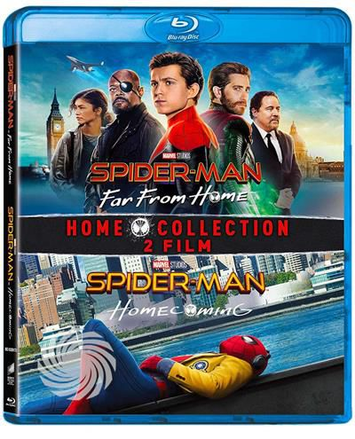 Spider-man - Home collection - Blu-Ray - thumb - MediaWorld.it