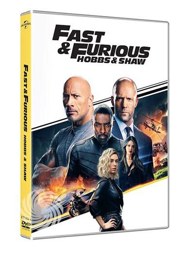 FAST & FURIOUS - HOBBS & SHAW - DVD - thumb - MediaWorld.it