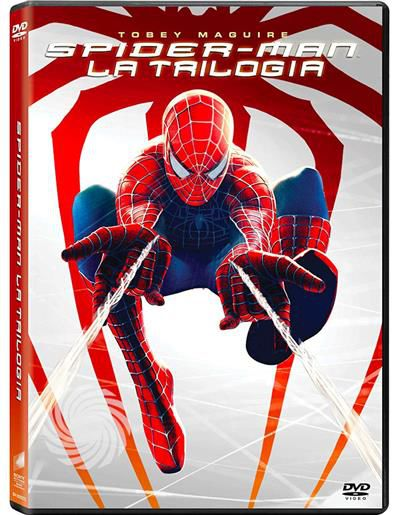 Spider-man - Trilogia - Origins collection - DVD - thumb - MediaWorld.it