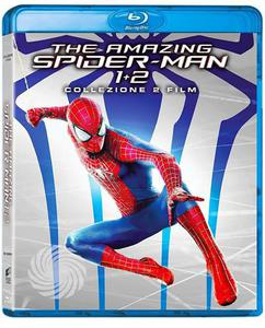 The amazing spider-man - Evolution collection - Blu-Ray - thumb - MediaWorld.it