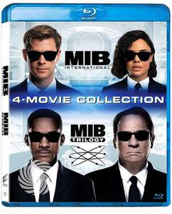 MIB - Men in black collection 1-4 - Blu-Ray - thumb - MediaWorld.it