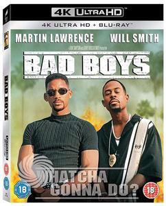 Bad boys - Blu-Ray  UHD - thumb - MediaWorld.it
