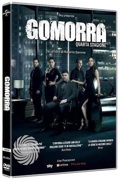 Gomorra - DVD  - Stagione 4 - thumb - MediaWorld.it