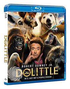 DOLITTLE - Blu-Ray - thumb - MediaWorld.it