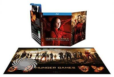 HUNGER GAMES - CAPITOL COLLECTION - Blu-Ray - thumb - MediaWorld.it