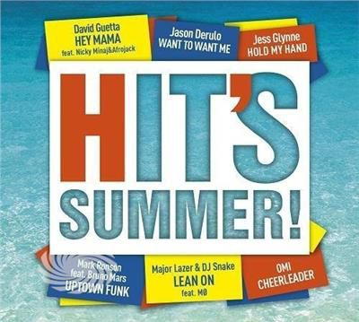 V/A - Hit's Summer 2015 - CD - thumb - MediaWorld.it