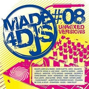 V/A - Made For Djs Vol.8 - CD - MediaWorld.it