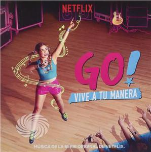 Go Vive A Tu Manera / O.S.T. - Go Vive A Tu Manera / O.S.T. - CD - MediaWorld.it