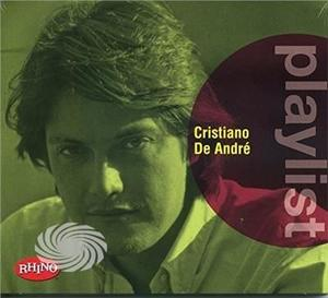 De Andre,Cristiano - Playlist: Cristiano De Andre - CD - MediaWorld.it