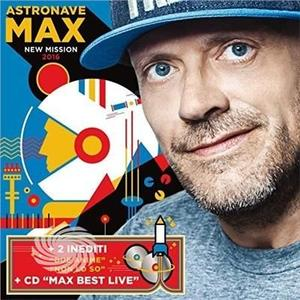 Pezzali,Max - Astronave Max New Mission 2016 - CD - MediaWorld.it