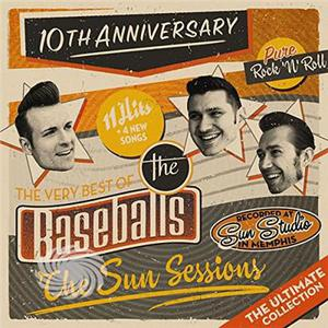 Baseballs - Sun Sessions - CD - thumb - MediaWorld.it