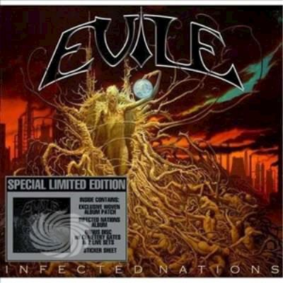 Evile - Infected Nations: Redux - CD - thumb - MediaWorld.it