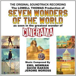 Seven Wonders Of The World / O.S.T. - Seven Wonders Of The World / O.S.T. - CD - thumb - MediaWorld.it