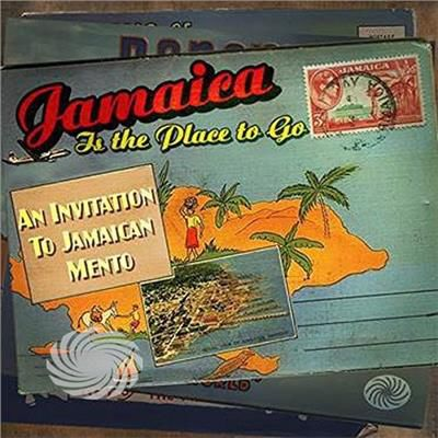 V/A - Jamaica Is The Place To Go - CD - thumb - MediaWorld.it