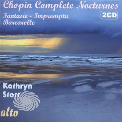 Chopin,F. - Complete Nocturnes - CD - thumb - MediaWorld.it
