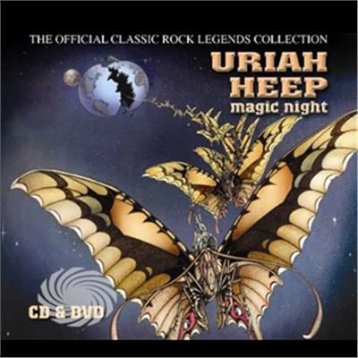 Uriah Heep - Magic Night - CD - thumb - MediaWorld.it