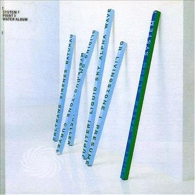 System 7 - Water Album - CD - thumb - MediaWorld.it