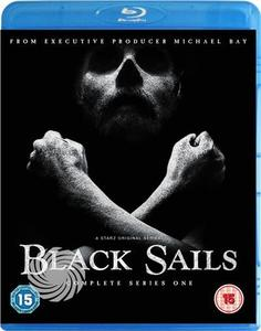 Black Sails Series 1 Complete - Blu-Ray - thumb - MediaWorld.it