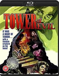Blu- -Tower Of Evil - Blu-Ray - thumb - MediaWorld.it