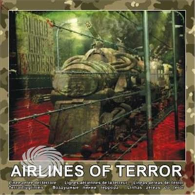 AIRLINES OF TERROR - BLOOD LINE EXPRESS - CD - thumb - MediaWorld.it