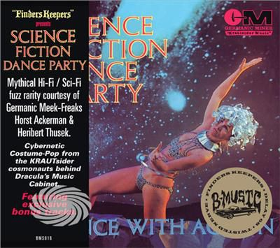 Science Fiction Corporation - Science Fiction Dance Party (Dance With Action) - CD - thumb - MediaWorld.it
