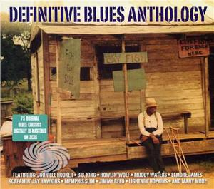 V/A - Definitive Blues Anthology - CD - MediaWorld.it