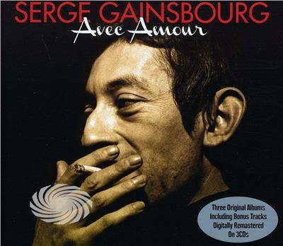 Gainsbourg,Serge - Avec Amour - CD - thumb - MediaWorld.it