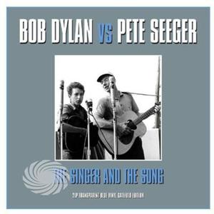 Dylan V's Seeger - Singer & The Song - Vinile - thumb - MediaWorld.it